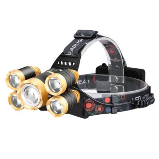 Firefly T6 Outdoor Headlamp