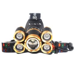 Firefly T6 Outdoor Headlamp, headlamp, led headlamp, head torch light, best headlamp, rechargeable headlamp, brightest headlamp