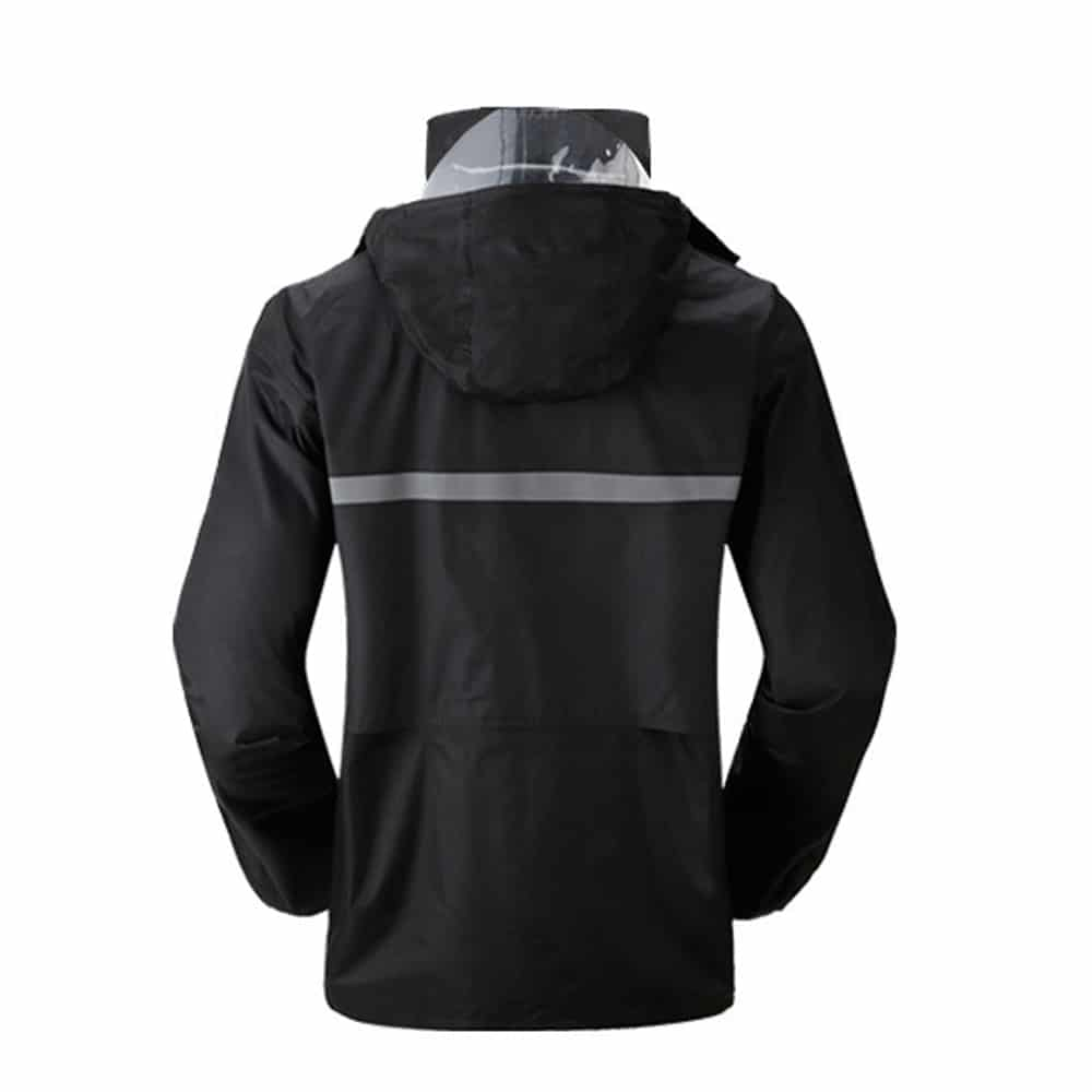 TBF Outdoor Riding Raincoat - Full Set, water resistant, men apparel, raining, jacket rain