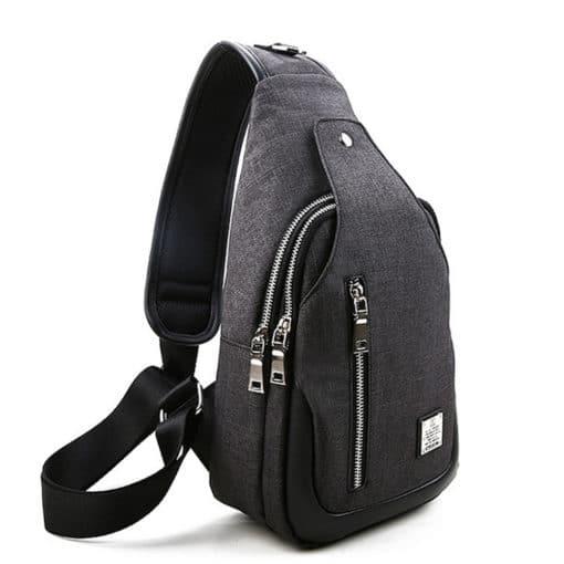 Water Resistance Travel Sling Bag