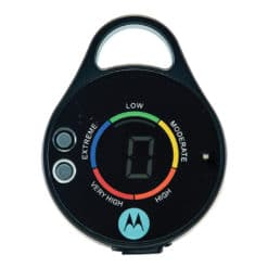 Motorola PB330 Personal LED Light with UV Sensor