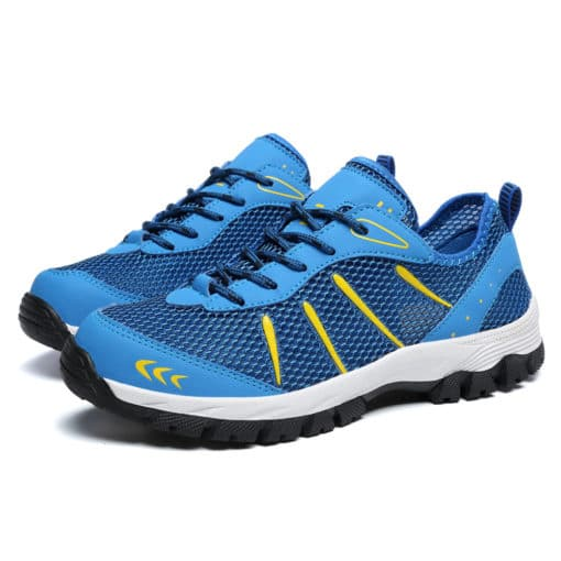 Zeto Outdoor Sport Athletic Shoe