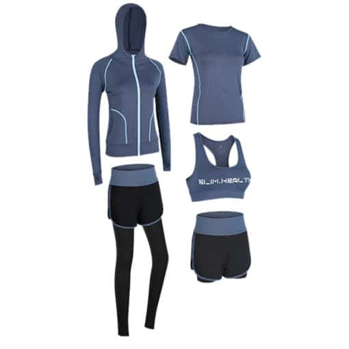 Anne Running Clothes