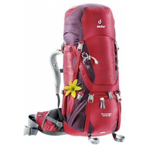 DEUTER Aircontact 40 + 10 SL Backpack