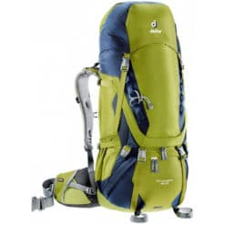 DEUTER Aircontact 45 + 10 Backpack