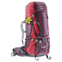 DEUTER Aircontact 60 + 10 SL Backpack