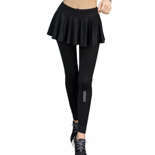 Tahan Sport Legging with Skirt