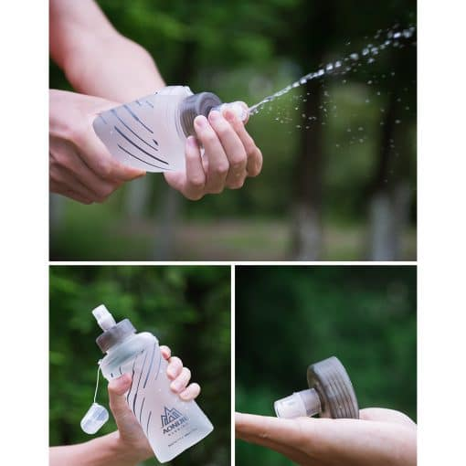 Aonijie 500ml Running Soft Bottle