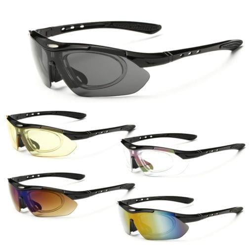 Moffy Sunglasses 5 in 1 Set