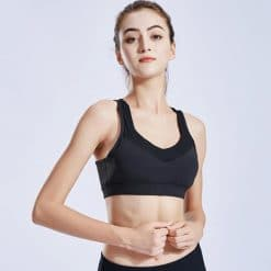 Tahan Cross Back Push Up Sport Bra