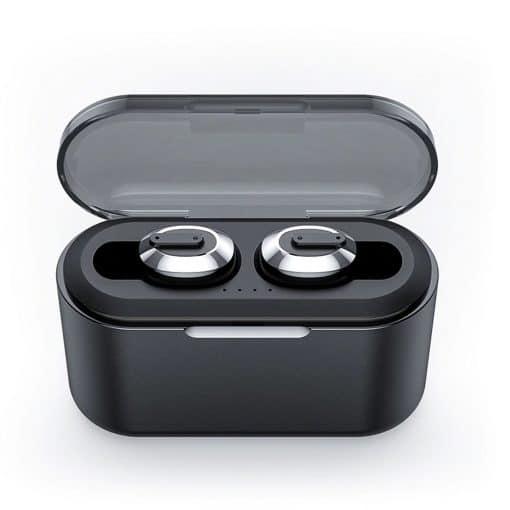 Rock It Hifi Wireless Earphone with Portable Charging Case