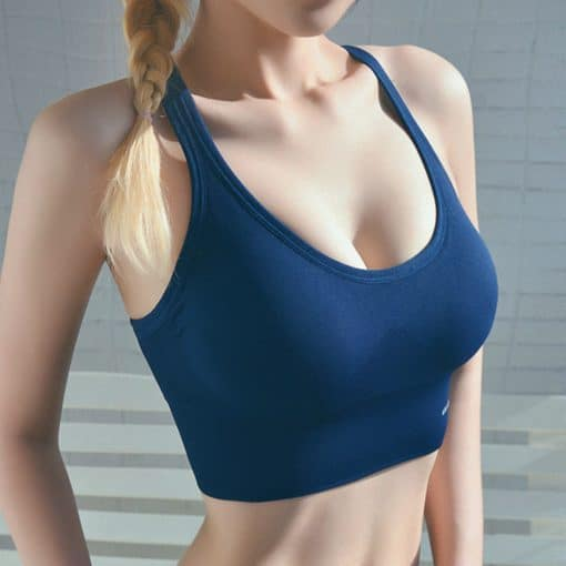 Venus Quick Dry Push Up Sport Bra