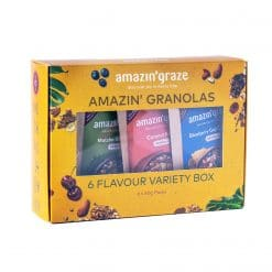 Amazin' Graze Granola Variety Box