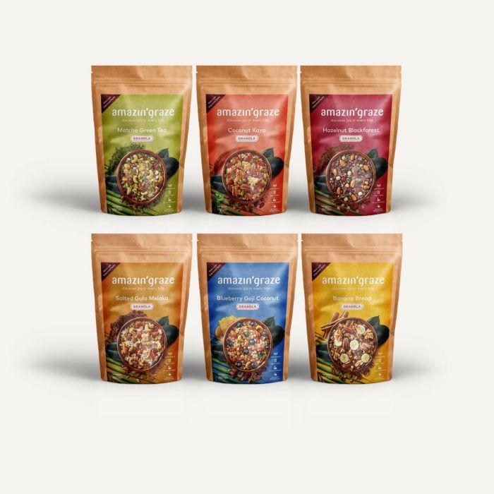 Granola Variety