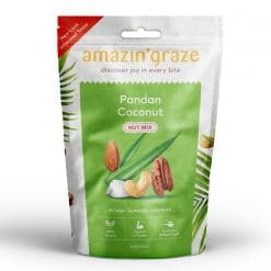 Pandan Coconut Nut Mixes