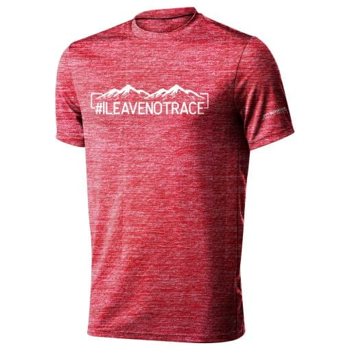 #ileavenotrace T-SHIRT