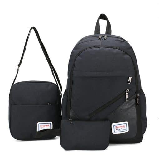 Zeto Outdoor 3 in 1 Travel Bag