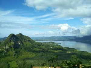 Bukit Chabang Perlis view