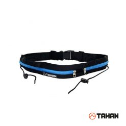TAHAN Running Belt with Bib Holder, running belt, running belt malaysia, running pocket belt, running belt marathon, tali pinggang maraton