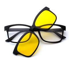 Moffy Outdoor Polarized Sunglasses with Magnetic Frame