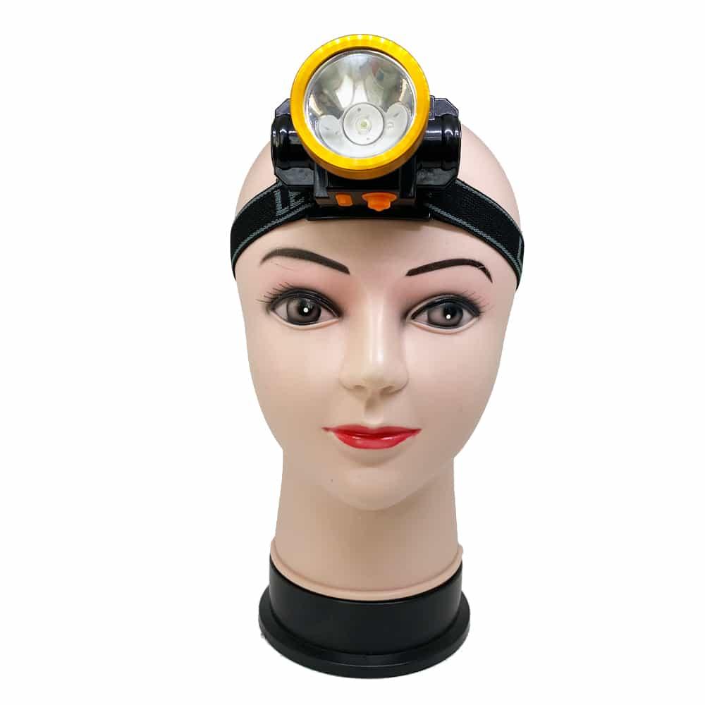 801 COB Rechargeable Headlamp 4