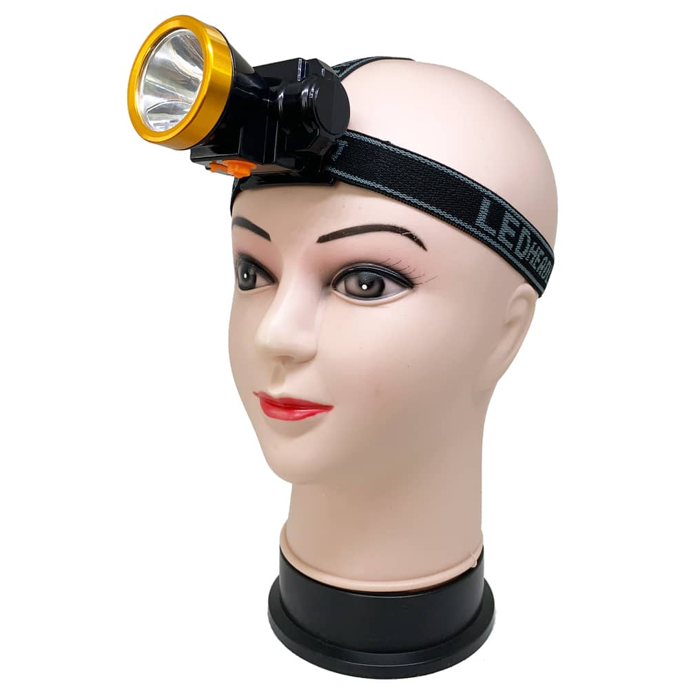 801 COB Rechargeable Headlamp 5