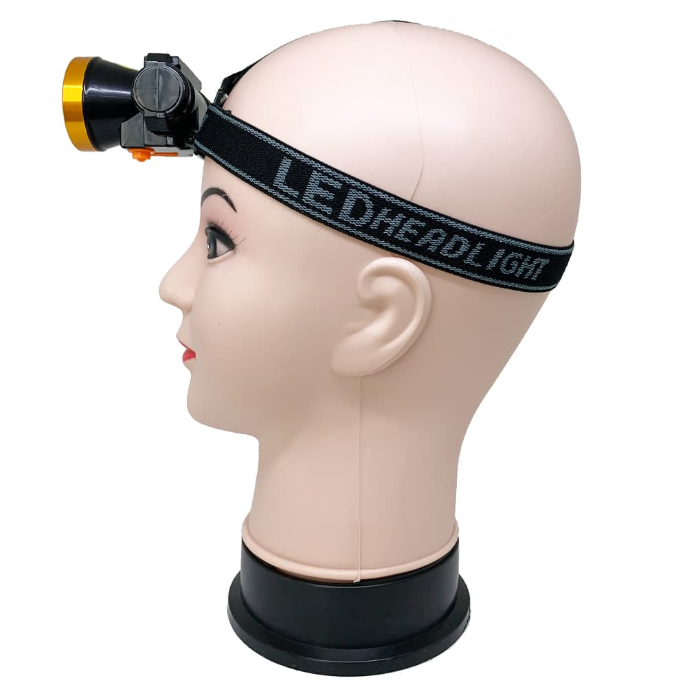 801 COB Rechargeable Headlamp 6