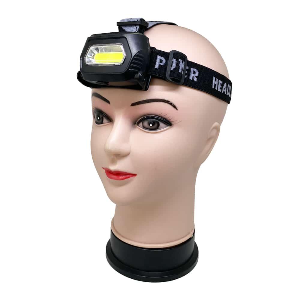 C090 1LED 1COB Rechargeable Headlamp 4