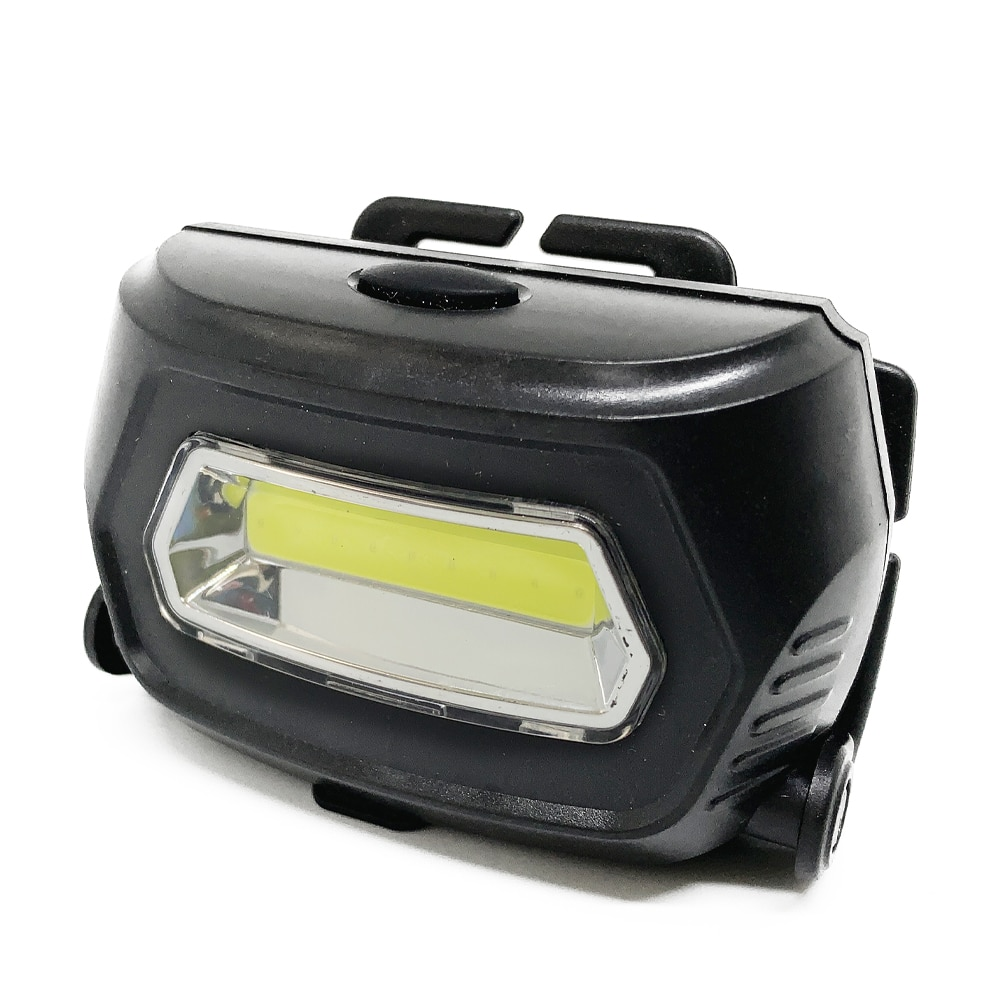 C090 1LED 1COB Rechargeable Headlamp 6