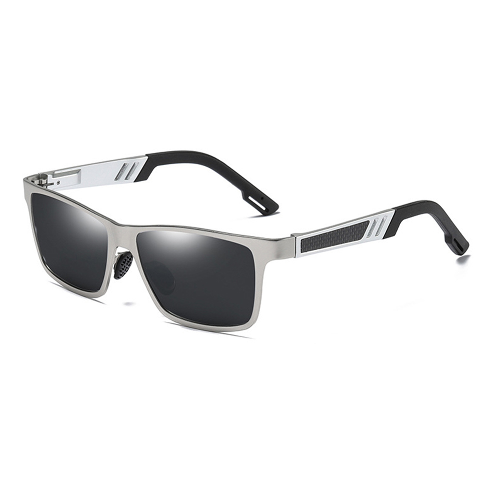 Ez fit Polarized Outdoor Sunglasses Grey side