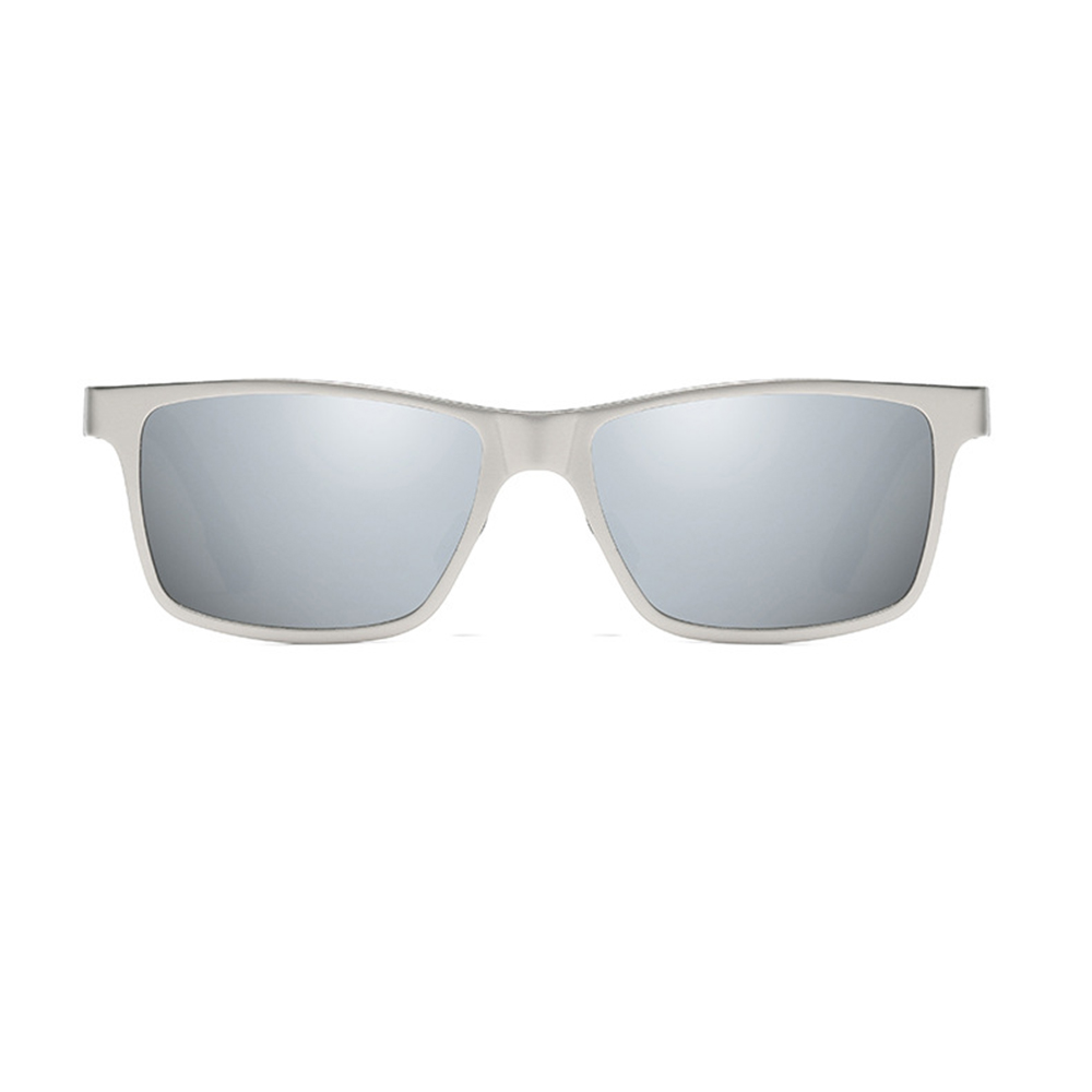 Ez fit Polarized Outdoor Sunglasses Silver