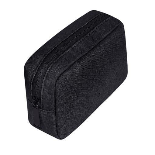 GlobeBear USB Charger Storage Bag Black