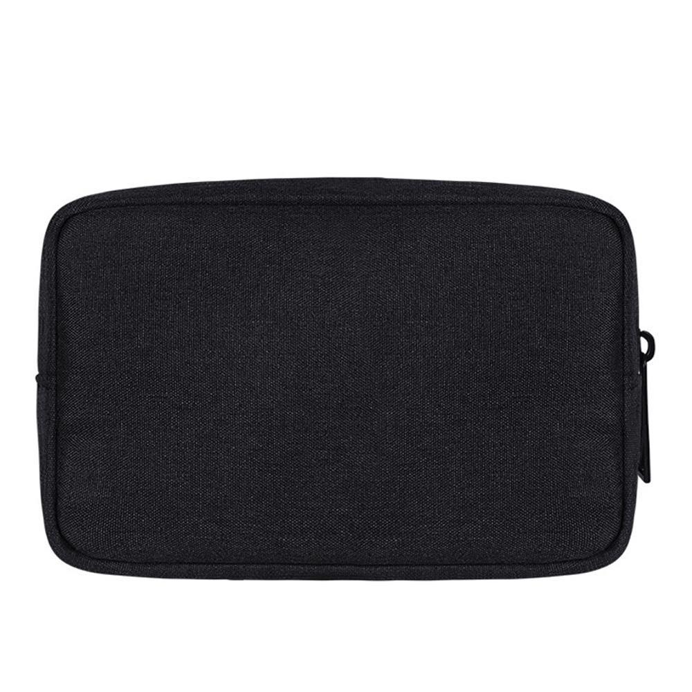 GlobeBear USB Charger Storage Bag Black side 1
