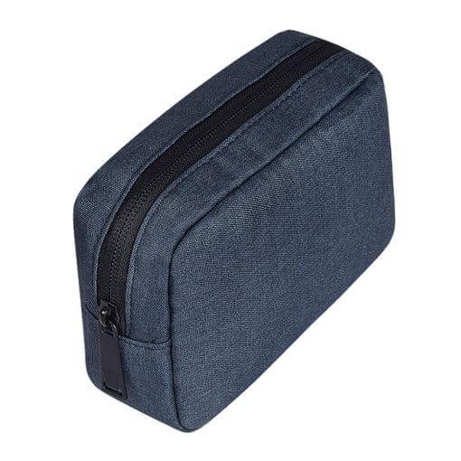GlobeBear USB Charger Storage Bag DarkBlue
