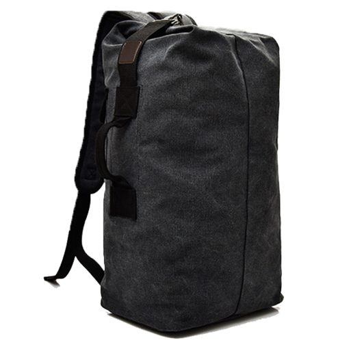 OxyFox Outdoor Tactical Bag Black side