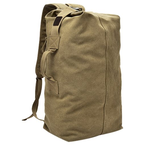 OxyFox Outdoor Tactical Bag Khaki side