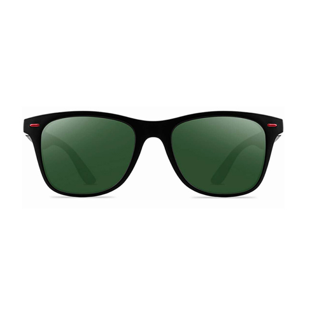 Rexie Polarized Outdoor Sunglasses BlackGreen