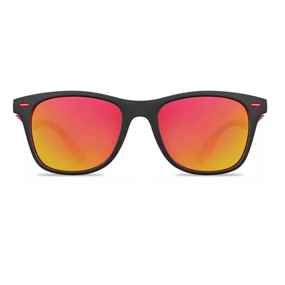 Rexie Polarized Outdoor Sunglasses BlackRed