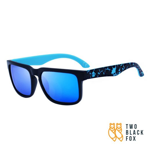 Xero Polarized Outdoor Sunglasses BlueCamo 1