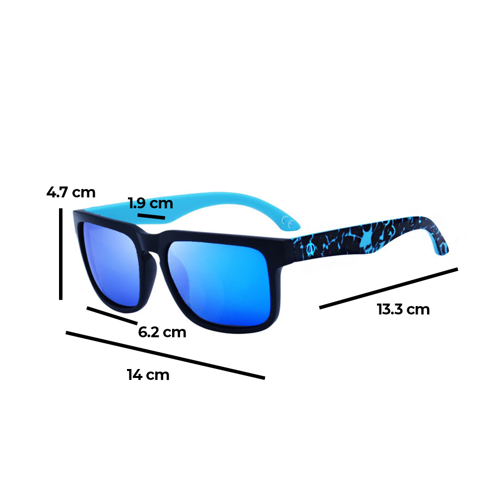 TBF Xero Polarized Outdoor Sunglasses, polarized sunglasses, running, cycling, hiking wear, outdoor accessories