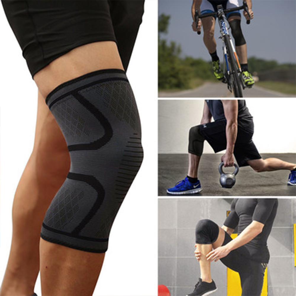 Outdoor Compression Knee Guard, knee guard, sporty, running, cycling, compression