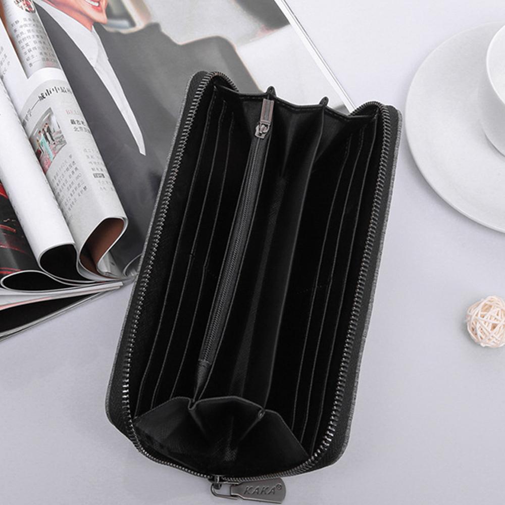 KAKA Large Capacity Wallet, money wallet, kaka wallet, phone wallet, large size wallet for phone