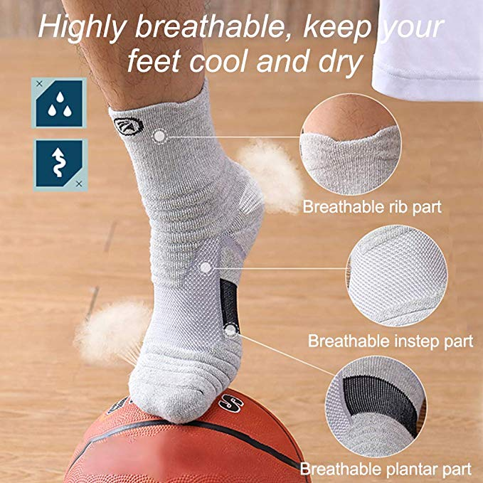 TBF Outdoor Compression Socks, running socks, hiking socks, sports wear, fitness wear, gym activity, malaysia socks