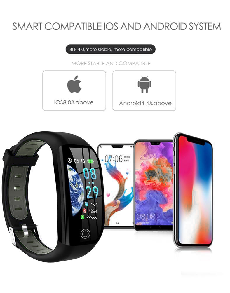 GPS Smartwatch Bracelet, gps watch, gps connection, smartwatch, cool design, nice smartwatch design, malaysia smartwatch gps