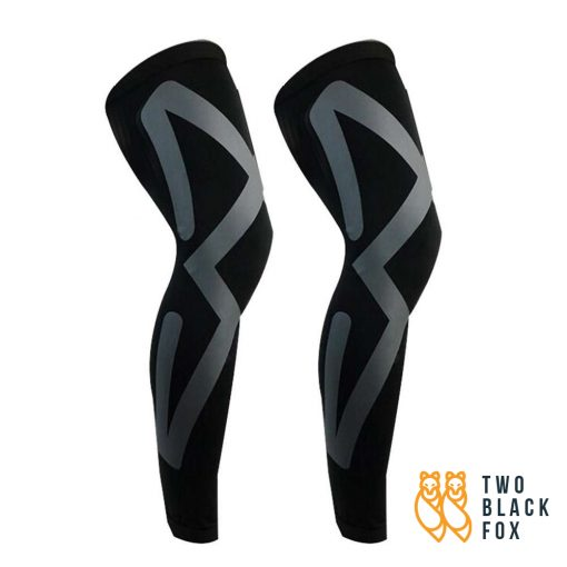 TBF Compression Leg Sleeve black 2