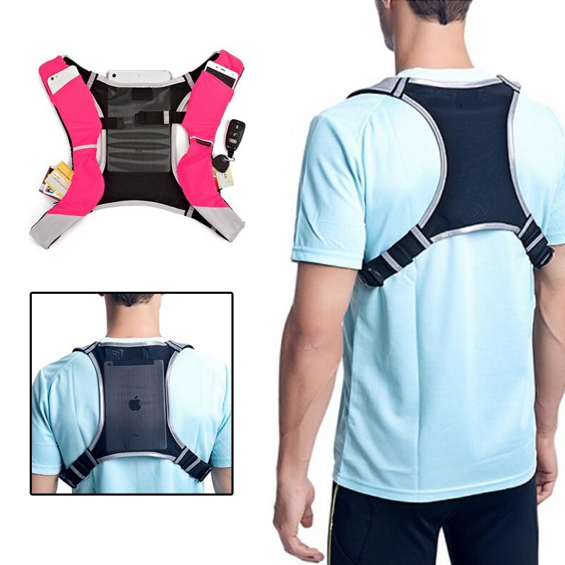 Aonijie Professional Sports Vest, hydration vest, aonijie malaysia, vest ringan, vest unisex, large capacity hydration vest