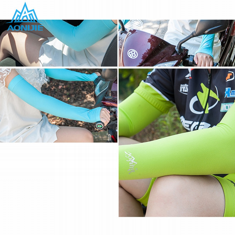 Aonijie Breathable Arm Sleeves, arm cuff sleeve, thumb hole sleeve, hand sock, hand sleeve, breathable, comfortable, malaysia, ptt malaysia, aonijie malaysia