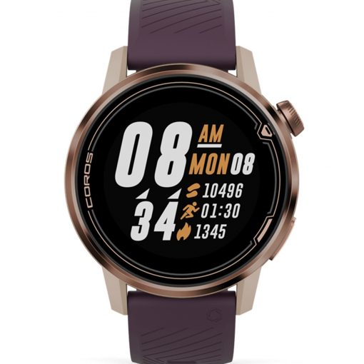 Coros APEX 42mm Premium Multisport GPS Watch gold