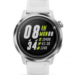 Coros APEX 46mm Premium Multisport GPS Watch white
