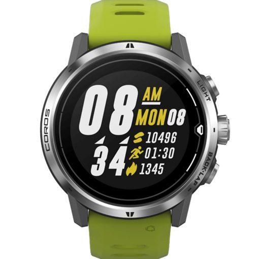 Coros APEX Pro Premium Multisport GPS Watch green 1
